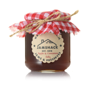 Jamshack Apple and Cinnamon Jelly