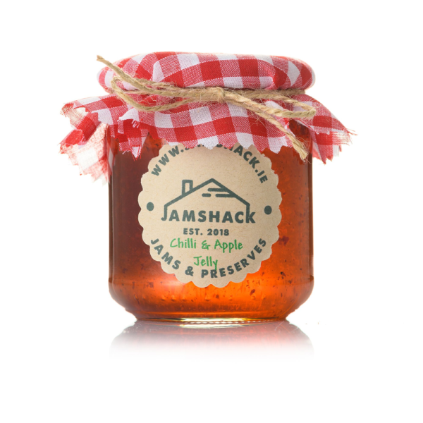 Jamshack Chili and Apple Jelly