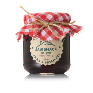 Jamshack Very Berry Jam