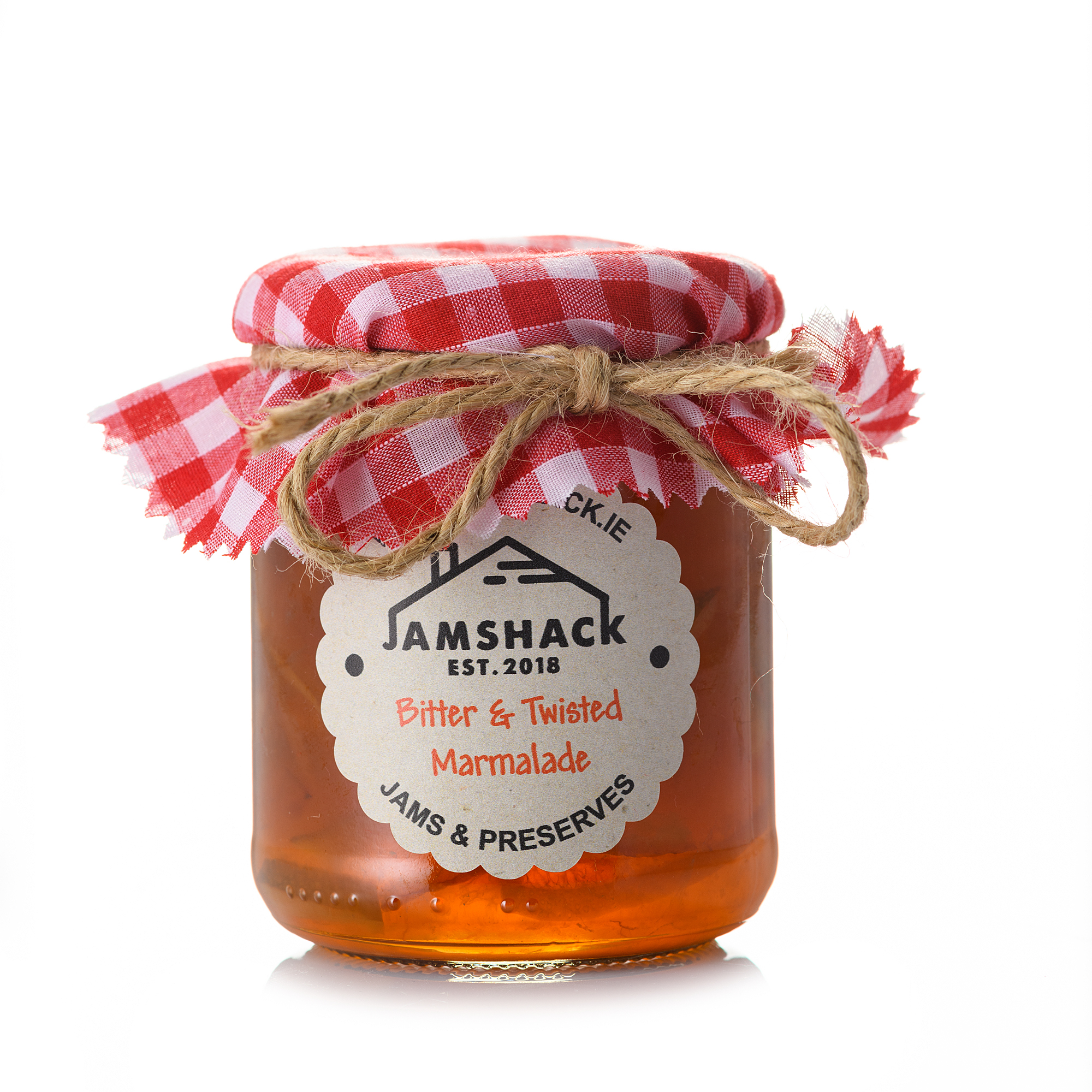 Bitter & Twisted Marmalade